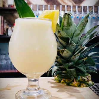 Craft Roots CoCo Loco Mo-Town Chiller Pineapple Vegan Cocktail