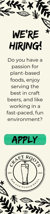 We're hiring! Click to apply to Craft Roots.